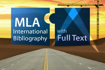 PWSBIA | MLA International Bibliography with Full Text